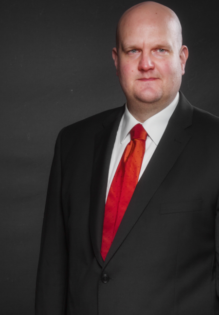 Ratsmitglied Michael Ziemann